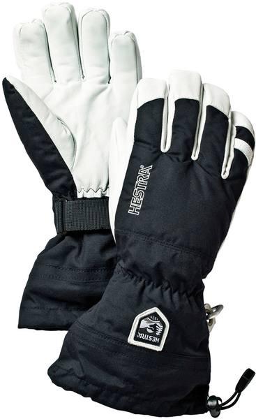 Hestra Army Leather Heli Ski Glove Black