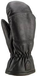 Hestra Leather Box Mitt Black