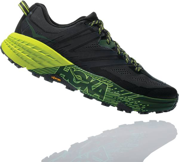 Hoka One One Speedgoat 3 Ebony