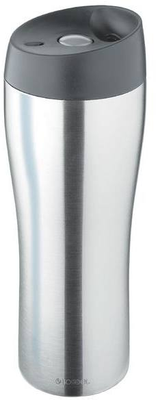 Isosteel Drink Mug Steel 0,4