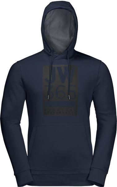 Jack Wolfskin 365 Hoody Night Blue