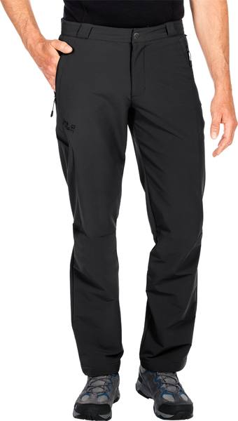 Jack Wolfskin Activate Thermic Pants Black