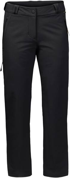 Jack Wolfskin Activate Thermic Women'S Pants Musta