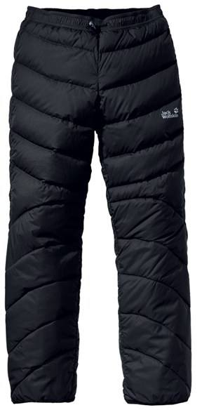 Jack Wolfskin Atmosphere Women'S Down Pants Black