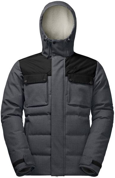 Jack Wolfskin Banff Springs Jacket Teräs