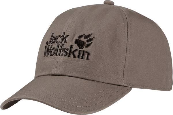 Jack Wolfskin Baseball Cap Harmaa