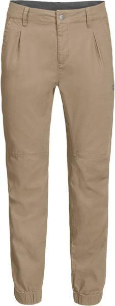 Jack Wolfskin Blue Lake Cuffed Pants M Sand