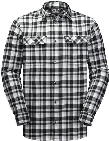 Jack Wolfskin Bow Valley Shirt Black