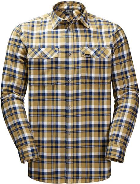Jack Wolfskin Bow Valley Shirt Gold