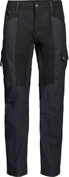 Jack Wolfskin Dawson Flex Pants M Dark Grey
