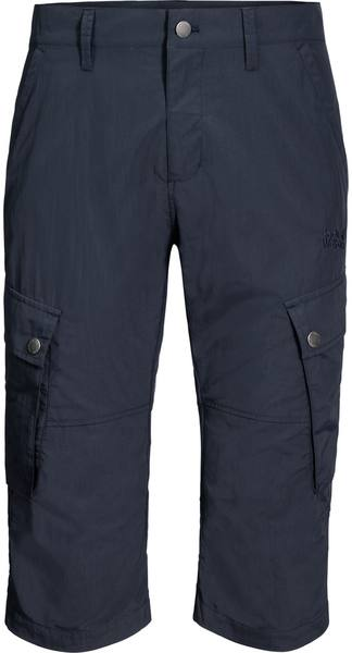 Jack Wolfskin Desert Valley 3/4 Pants M Dark Blue
