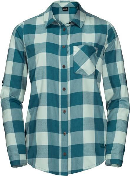 Jack Wolfskin Holmstad W Shirt