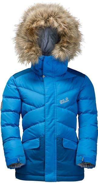 Jack Wolfskin Icefjord Kids Blue