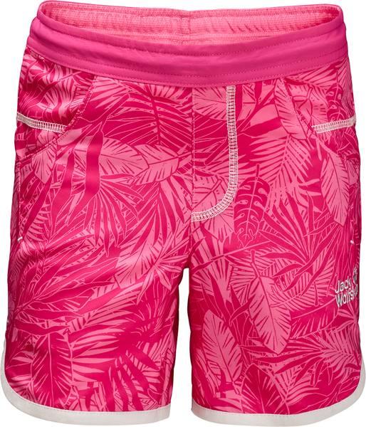 Jack Wolfskin Jungle Shorts Girls Pink