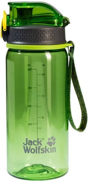Jack Wolfskin Kids Tritan Bottle 0,5 Elemental Green