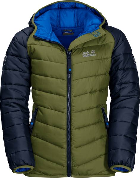 Jack Wolfskin Kids Zenon Jacket Green