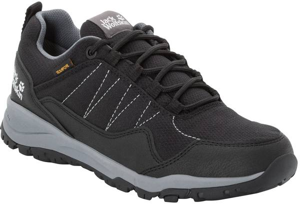 Jack Wolfskin Maze Texapore Low W Black / Grey
