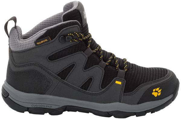 Jack Wolfskin Mtn Attack 3 Texapore Mid K Burly Yellow Xt