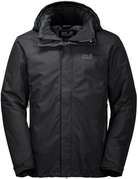 Jack Wolfskin Northern Edge Jacket Black