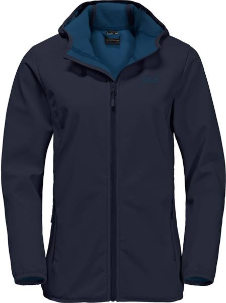 Jack Wolfskin Northern Point Women Dark Blue