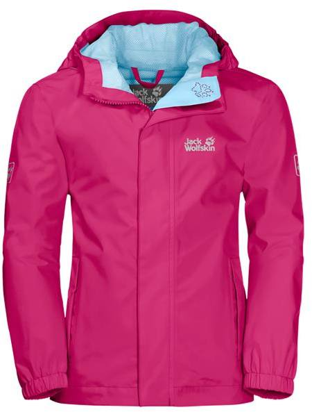 Jack Wolfskin Pine Creek Jacket Junior Peony