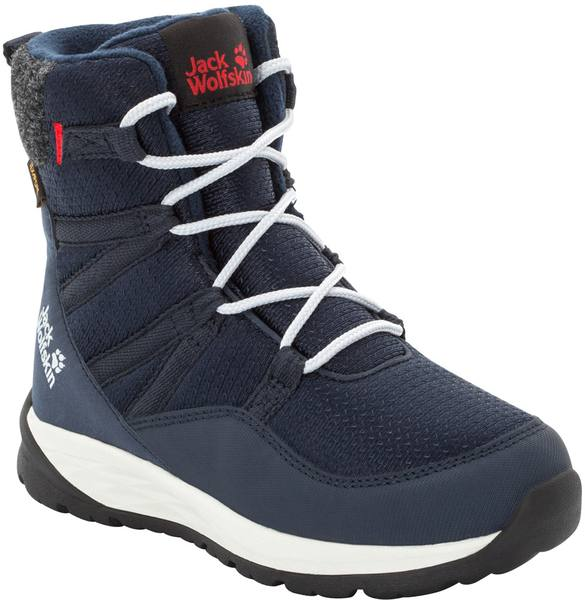Jack Wolfskin Polar Bear Texapore High K Dark Blue / Off-White