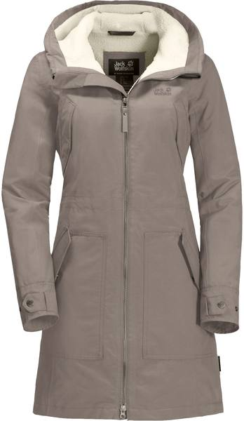 Jack Wolfskin Rocky Point Parka Clay