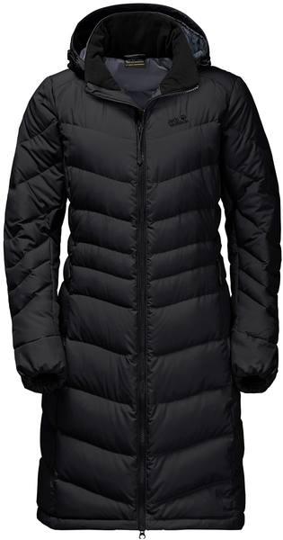Jack Wolfskin Selenium Coat Women'S Black