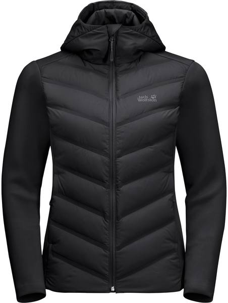 Jack Wolfskin Tasman Jacket W Black