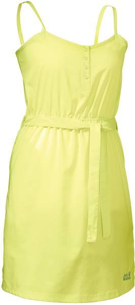 Jack Wolfskin Toluca Dress Lemon