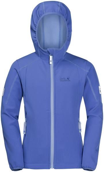 Jack Wolfskin Whirlwind Girls Jacket Blue