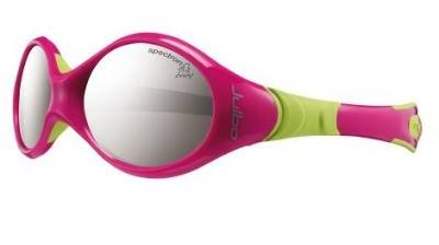 Julbo Looping I Fuksia/Anodized Green Fuchsia