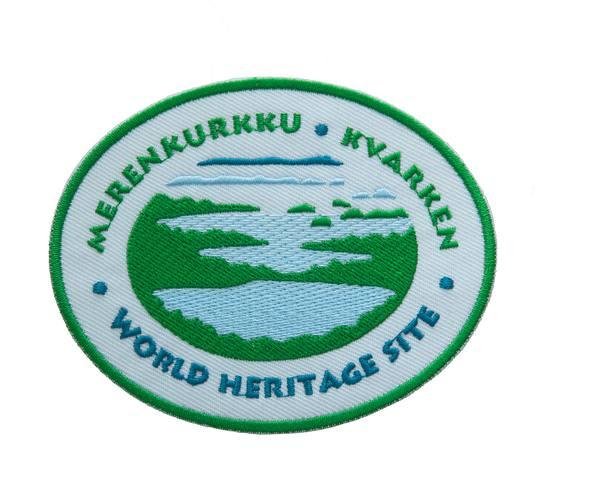 Kansallispuisto Merenkurkku Kangasmerkki