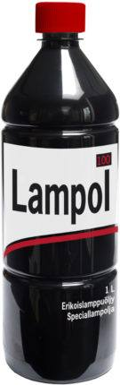 Lampol Lamppuöljy 100 1 L