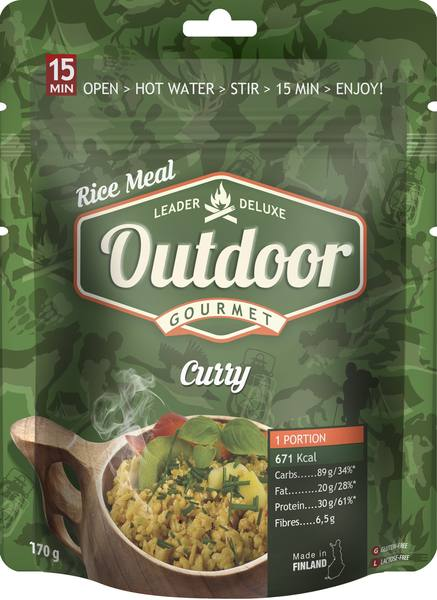 Leader Outdoor Curry