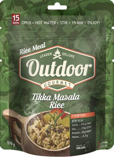 Leader Outdoor Tikka Masala Rice