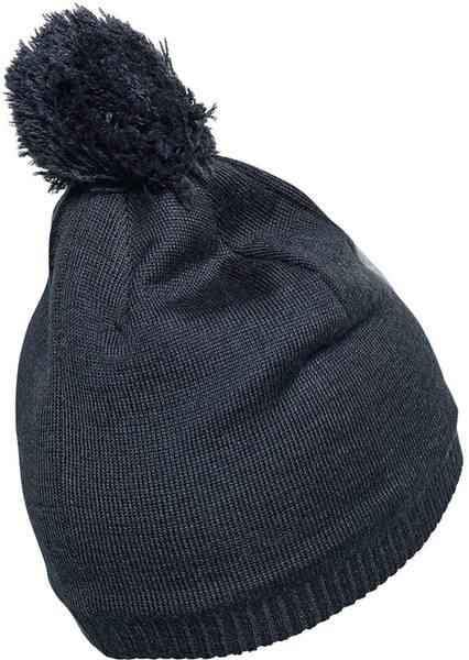 Lego Wear Agata 711 Girls Knit Hat Dark Grey