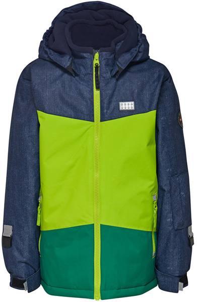 Lego Wear Jakob 784 Tec Boys Jacket Lime