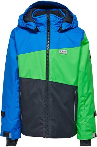 Lego Wear Jakob 881 Tec Boys Jacket Blue