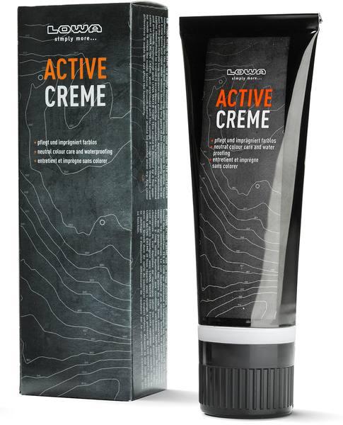 Lowa Active Creme Musta
