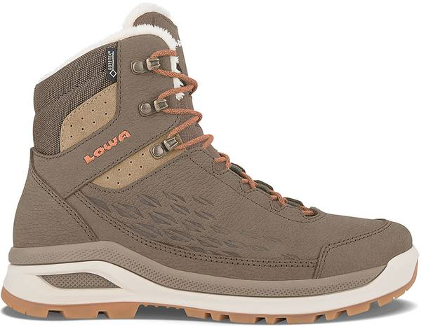 Lowa Locarno Ice Women'S Gtx Mid Taupe