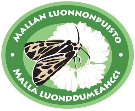 Luonnonpuisto Malla Kangasmerkki