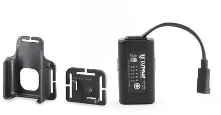 Lupine Smartcore 2,0 Ah Fastclick Modification Kit