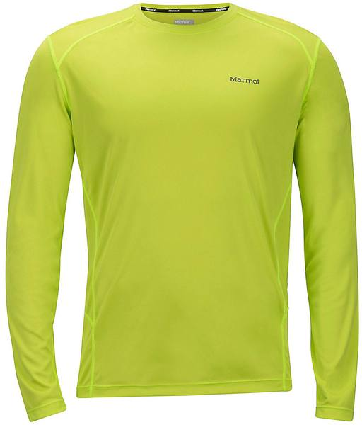 Marmot Windridge Ls Lime