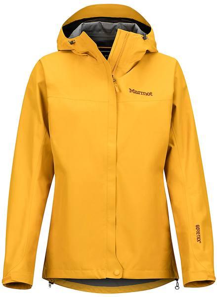 Marmot Women'S Minimalist Jacket Keltainen