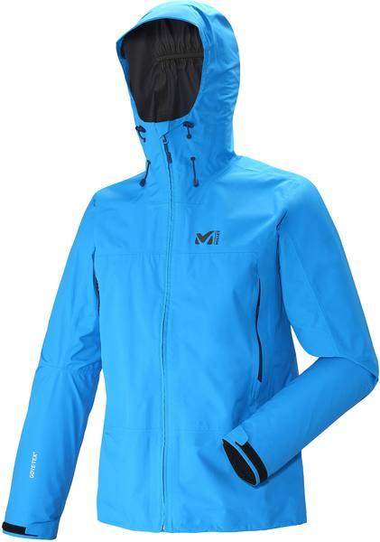 Millet Greys Peak Gtx Jacket Electric Blue