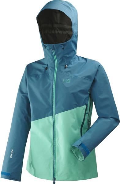 Millet Ld Elevation Gtx Jacket Turkoosi