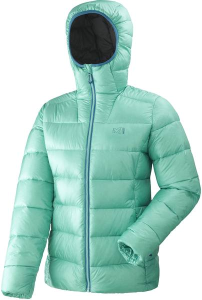 Millet Ld K Down Jacket Turquoise