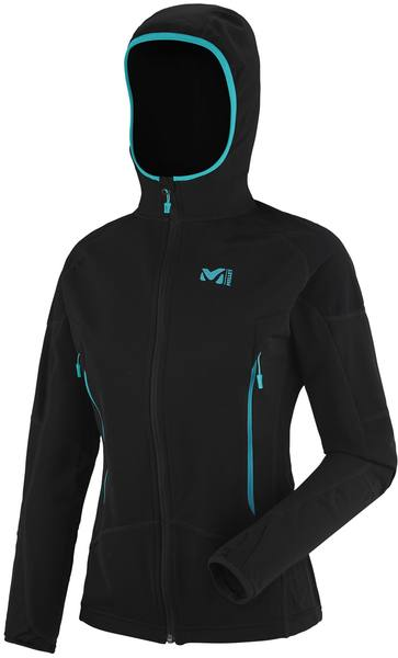 Millet Ld Pierra Ment Jacket Black