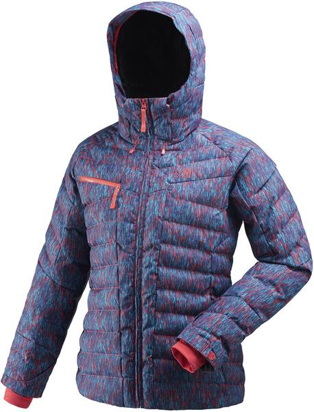 Millet Ld Robson Peak Jacket Blue/Red